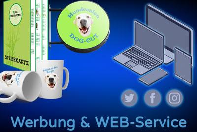 Werbung & WEB-Service