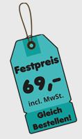 Festpreis 69,- €