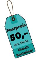 festpreis 50,- €