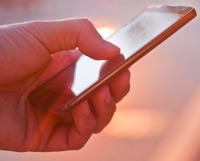 Smartphone und Tablett