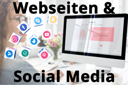 Webseiten und Online-Präsenzen