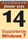 Supportende Windows 7