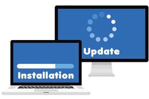 bIT-Saar Installations- und Aktualisierungsservice