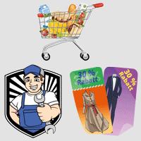 Webinserat Produkte, Angebote und Dienstleistungen