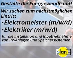 Elektriker / Elektromeister gesucht!